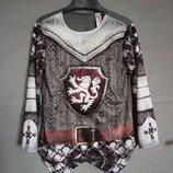 Карнавальный костюм. принц . рыцарь . кольчуга . броня. ролевой костюм. Доспехи