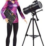 Кукла Барби Астрофизик Barbie National Geographic Astrophysicist Doll
