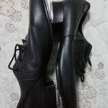 Фирменные кожаные танцевальные туфли bloch р.9м 25.5см