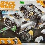 Конструктор Bela 10911 Star Wars Звездные войны Вездеход Молоха аналог Lego Star Wars 75210 , 426 д