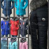 42-58, Куртка жіноча зимова. Куртка женская зимняя, куртка с капюшоном. парка молодежная