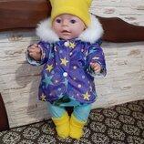 Одежда для кукол Беби Борн. Набор.
