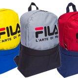 Рюкзак городской Fila 0511 ранец Fila размер 40x32x13см, 3 цвета