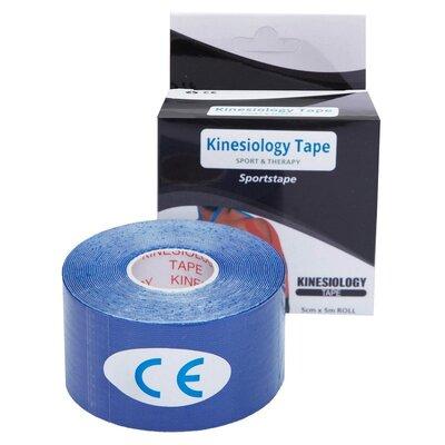 Кинезио тейп эластичный пластырь Kinesio tape 0474-3,8 длина 5м, ширина 3,8см