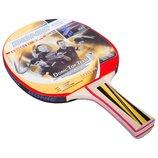 Ракетка для настольного тенниса Donic Level 500 Appel Green Line 0472