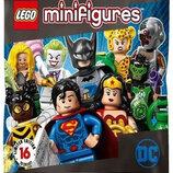 LEGO минифигурки DC Super Heroes 71026 супер герои