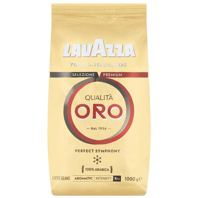 Кофе Lavazza Qualita Oro. Зерно. Оригинал. Италия.