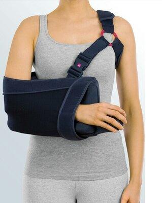 Шина medi SAS multi размер S правая отводащая плечевой сустав угол 15 ° с фиксацией предплечья