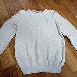 свитер мальчику 5-6 лет