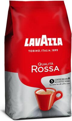 Кофе Lavazza Qualita Rossa. Зерно. Оригинал. Италия.