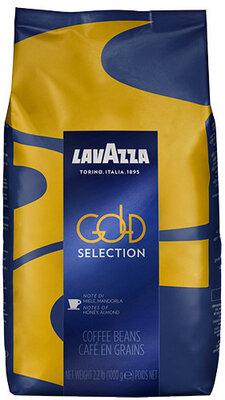 Кофе Lavazza Espresso Gold Selection. Зерно. Оригинал. Италия.