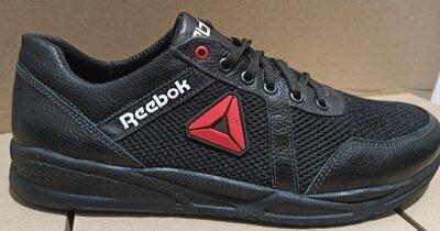 Баталы Reebok летние мужские кроссовки большого размера сетка
