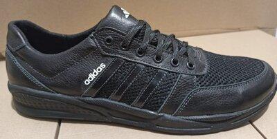 Гиганты Adidas летние мужские кроссовки большого размера сетка адидас