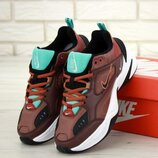 Мужские кроссовки Nike M2K Tekno Brown