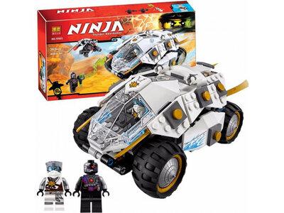 10523 Конструктор Ninjago Bela Внедорожник титанового ниндзя