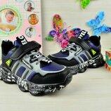 Детские стильные кроссовки с супинатором