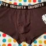 Мужские трусы боксёры Call of Duty .Primark.Размер М.