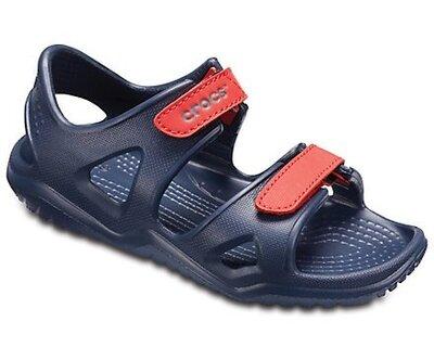 Crocs крокс Swiftwater River Sandal сандали босоножки j1-j3 Оригинал