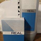 Набор для мужчин Avon Real