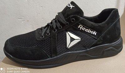 Баталы Reebok летние мужские кроссовки большого размера сетка Супер Новинка
