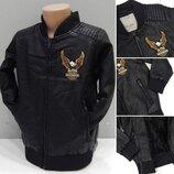 Модняча дитяча курточка для хлопчика Гло-Стори