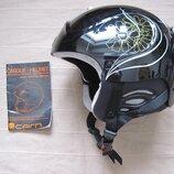 Cairn v55sb xs/54 см горнолыжный шлем детский