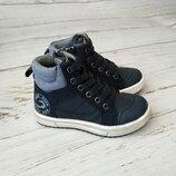 Очень стильные демисезонные ботинки для мальчиков C.Луч