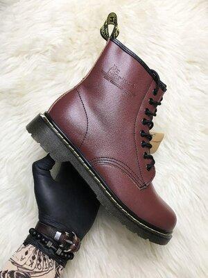 LUX качество. Модные ботинки Dr Martens Доктор Мартинс, женские мужские, р. 36-45, CDF26