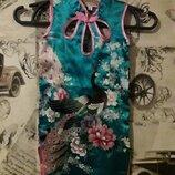 Прокат. Платья и костюмы в китайском стиле.