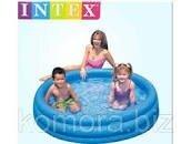 Детский надувной бассейн «Синий кристалл» Intex 58426 147 33 см