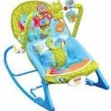Детский шезлонг-качалка 68123 Код товара 68123
