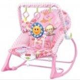 Детский шезлонг-качалка 68127 Код товара 68127