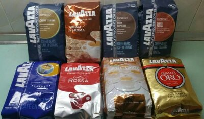 Кофе в зернах Lavazza Италия Кофе в зернах Lavazza В наличии весь асортимент