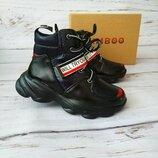 Ботинки для девочки Kimboo
