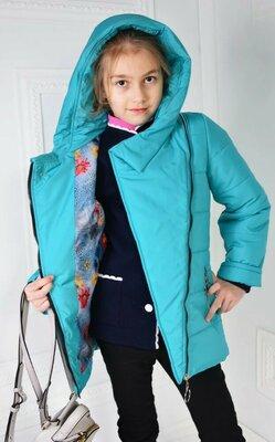 Куртка деми куртка осінь весна куртка демисезонная