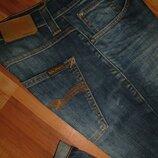29x32 джинсы Nudie - Grim Tim