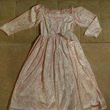 Карнавальное платье принцессы на рост 128см