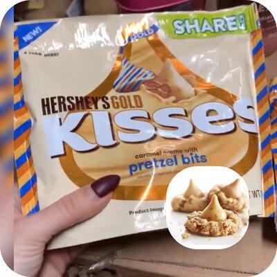 Шоколадные конфеты Hershey's 272g.