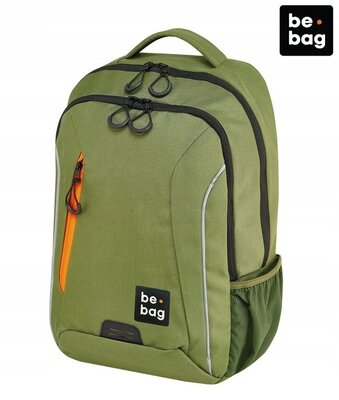 HERLITZ BE.BAG CHIVE GREEN школьный молодежный рюкзак