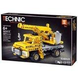 Конструктор QL0410 Аналог Lego Technic Автокран 327 деталей