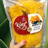 Сушеное манго слайсами без сахара Вьетнам 500 g вместо 8 кг