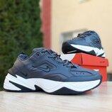 Кроссовки мужские Nike M2K Tekno dark gray