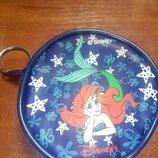 Сумочка кошелек брелок русалочка Disney