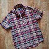 Шведка рубашка Next на 6 лет