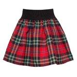 Нарядная и практичная юбка в школу