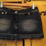 Очень крутая мини юбка For Cool Cat