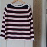 Красивый весенний свитер в полоску от немецкого бренда Street One