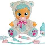 Cry Babies Интерактивная кукла пупс Плачущий младенец мишка Кристалл вылечи меня 098206 Baby Kristal