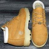Timberland waterproof оригинальные, кожаные, невероятно крутые ботинки