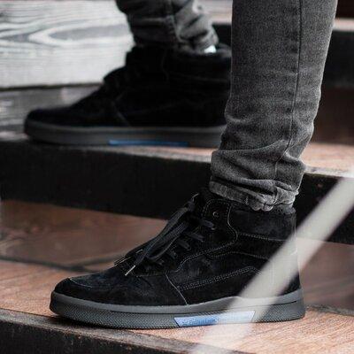 Ботинки зимние мужские South Oriole black